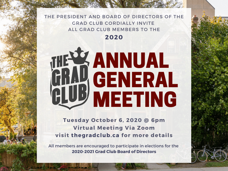 2020 AGM