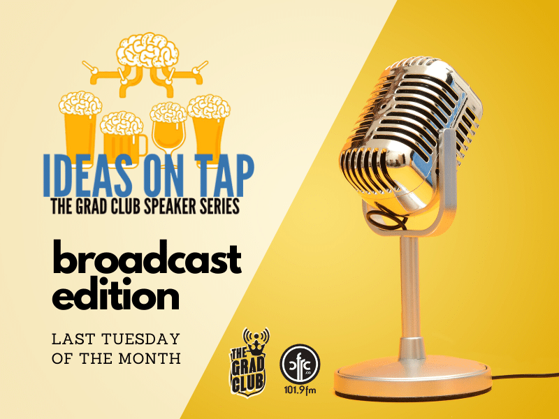Ideas on Tap Broadcast Series