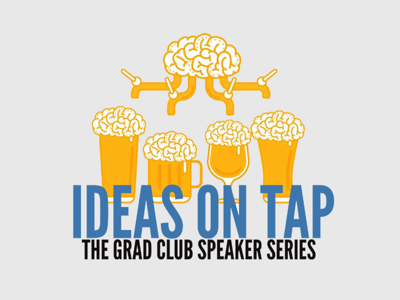 Ideas on Tap Speaker Series