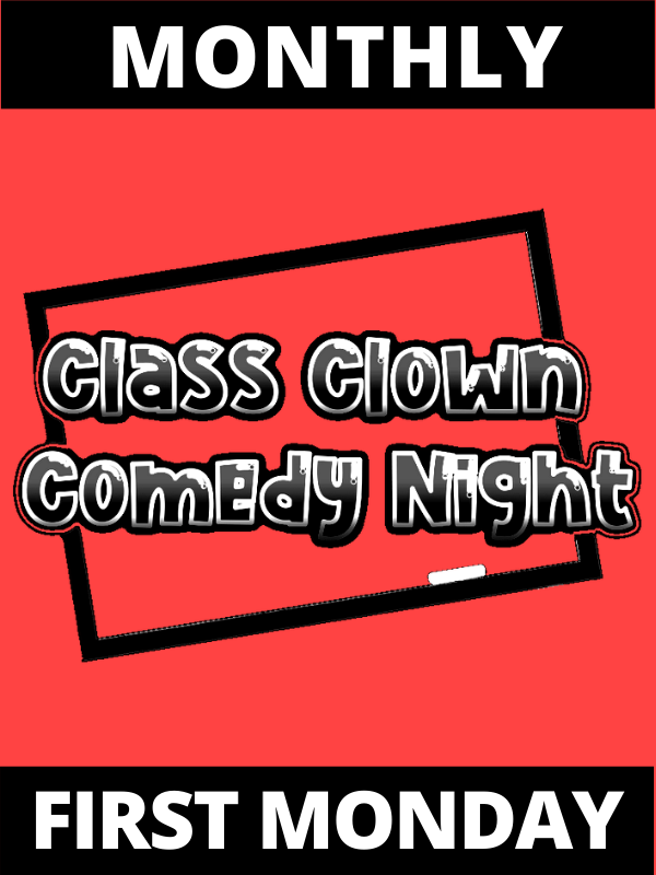 Grad Club Comedy Night