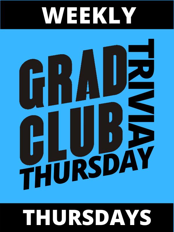 Grad Club Trivia
